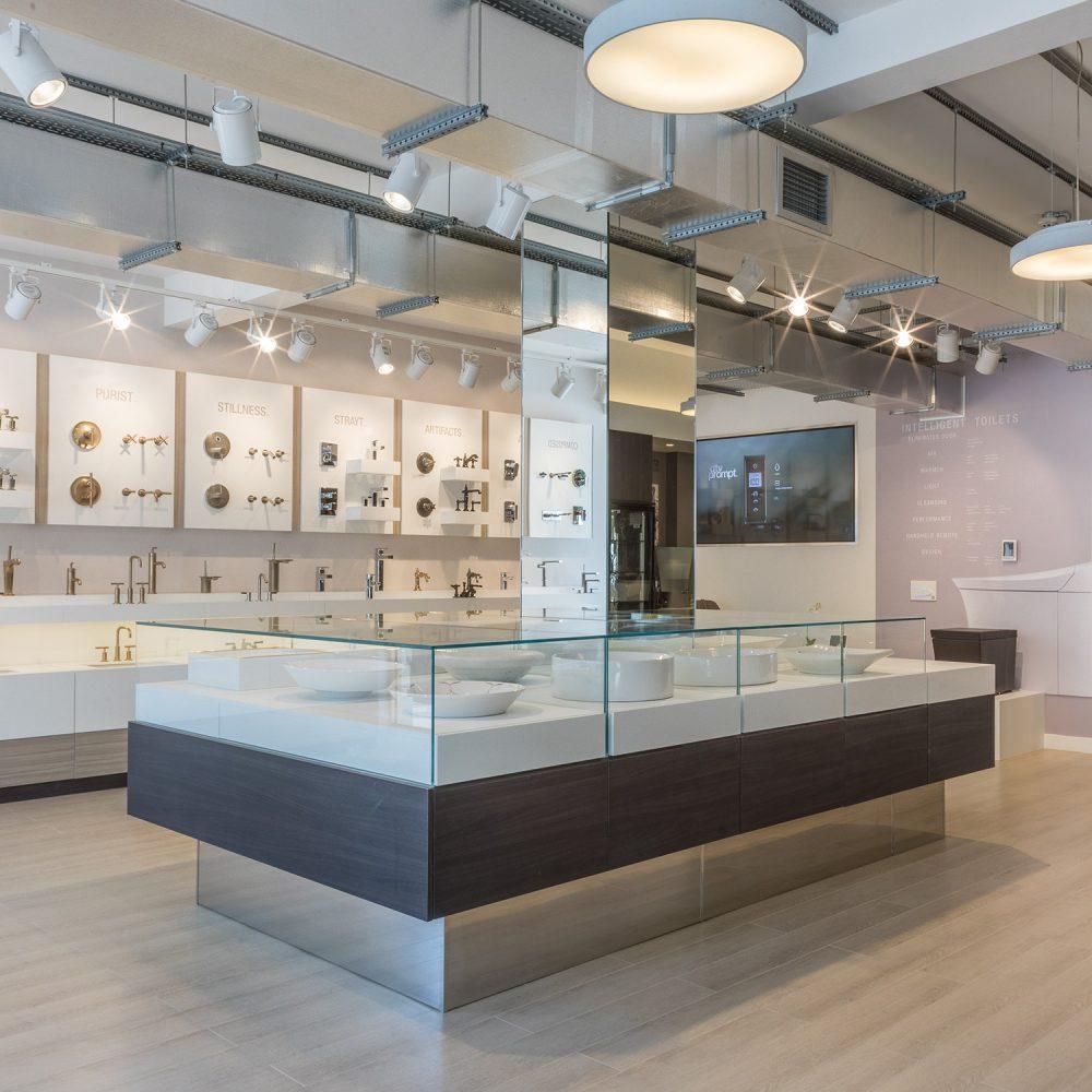 West One Bathrooms Clerkenwell Showroom