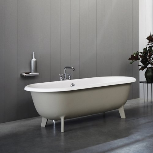 Ottocento Bath Light Grey