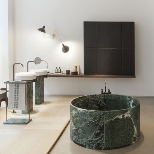 West One Bathrooms Agape Lift In out Benedini Associati amb