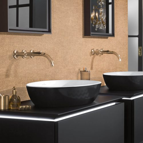 West One Bathrooms ARTIS COAL BLACK