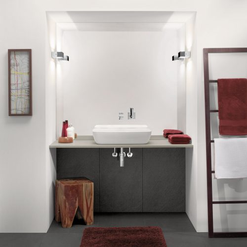 West One Bathrooms Artis rectangular