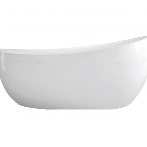 West One Bathrooms – Aveo Villeroy&Boch Cut out Freestanding