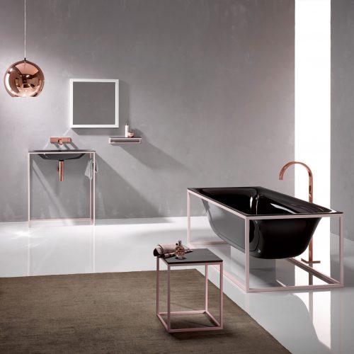 West One Bathrooms BetteLux Shape colour