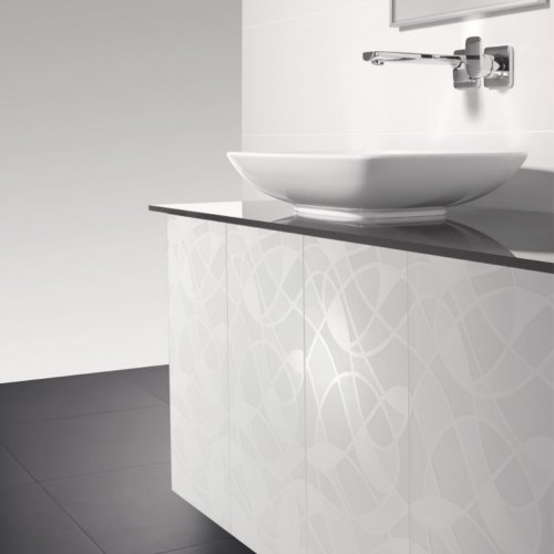 West One Bathrooms Bianco Nero 01