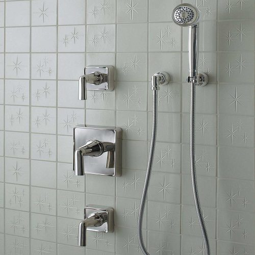 West One Bathrooms Counterpoint Showerhead  2