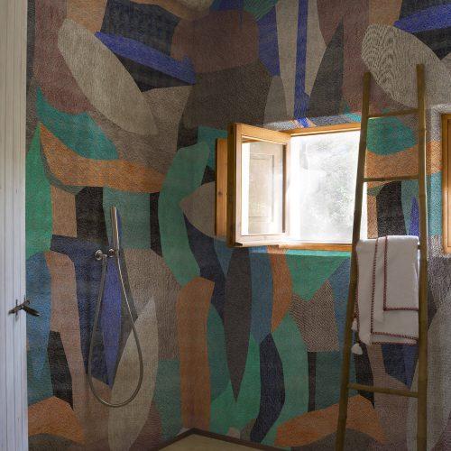 Espirit Waterproof Wallpaper from Wall&Deco