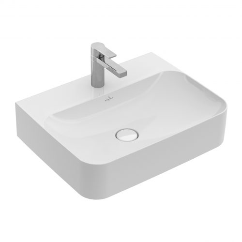 West One Bathrooms – Finion Cut out surface basin pic