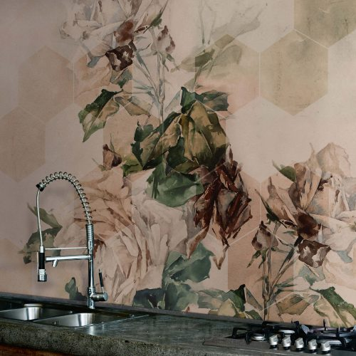 Le Bon Jardinier waterproof Wall&Deco vis West One Bathrooms