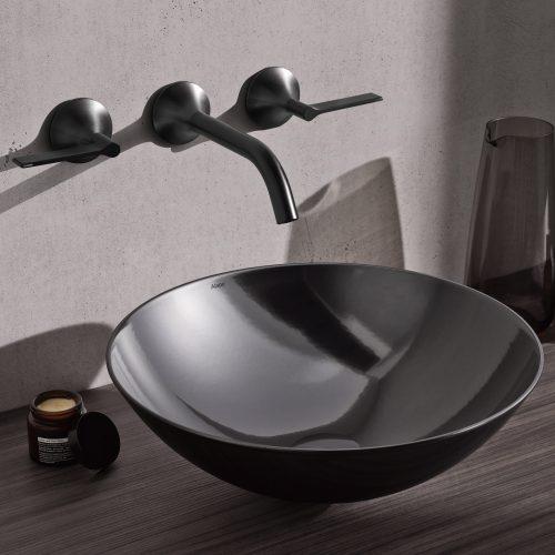 West One Bathrooms Metallic Dark Iron SB.K360