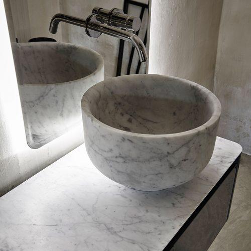 West One Bathrooms – Origin – sruface basin Inbani 2