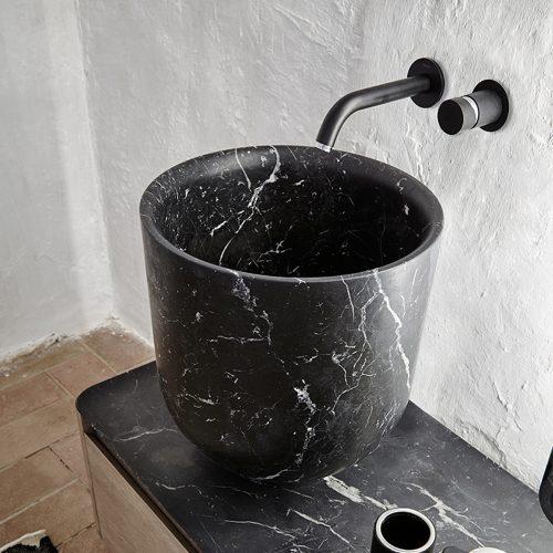 West One Bathrooms – Origin Surface basin – Inbani