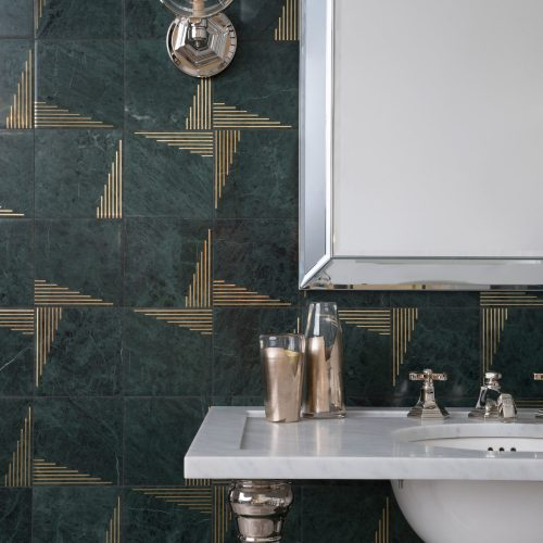 Paire by Ann Sacks via West One Bathrooms