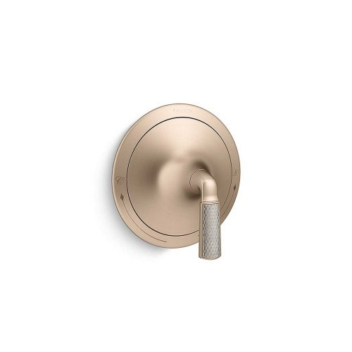 West One Bathrooms Script Decorative Shower controls