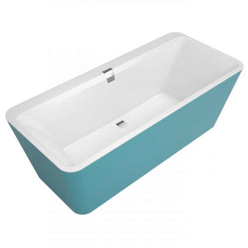 West One Bathrooms Squaro Edge 12 Villeroy&Boch CO BLUE