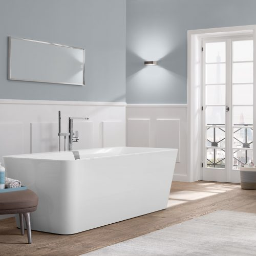 West One Bathrooms Squaro Edge 12 Villeroy&Boch Lifestyle White