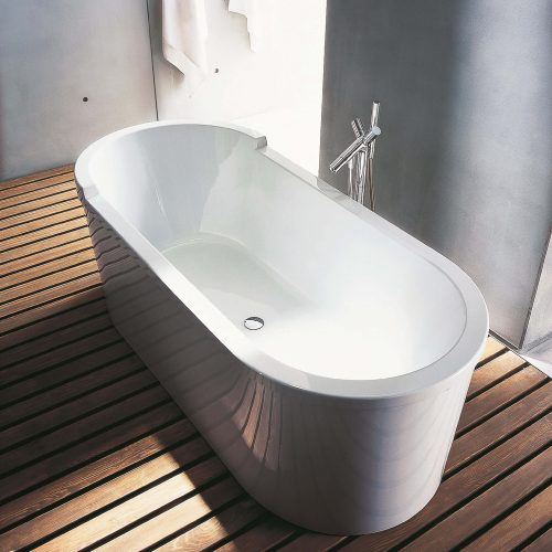 West One Bathrooms Starck Oval   Duravit