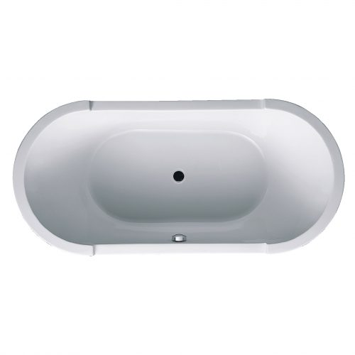 West One Bathrooms Starck Oval Cut out