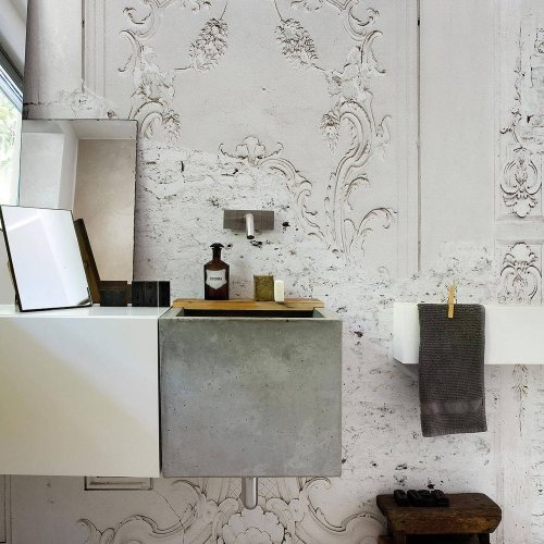 Stucco from Wall&Decò Wet System
