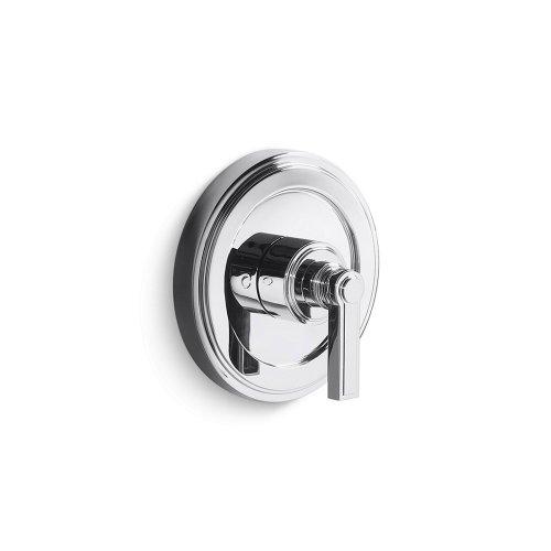 West One Bathrooms Vir Stil Minimal Thermostatic Trim