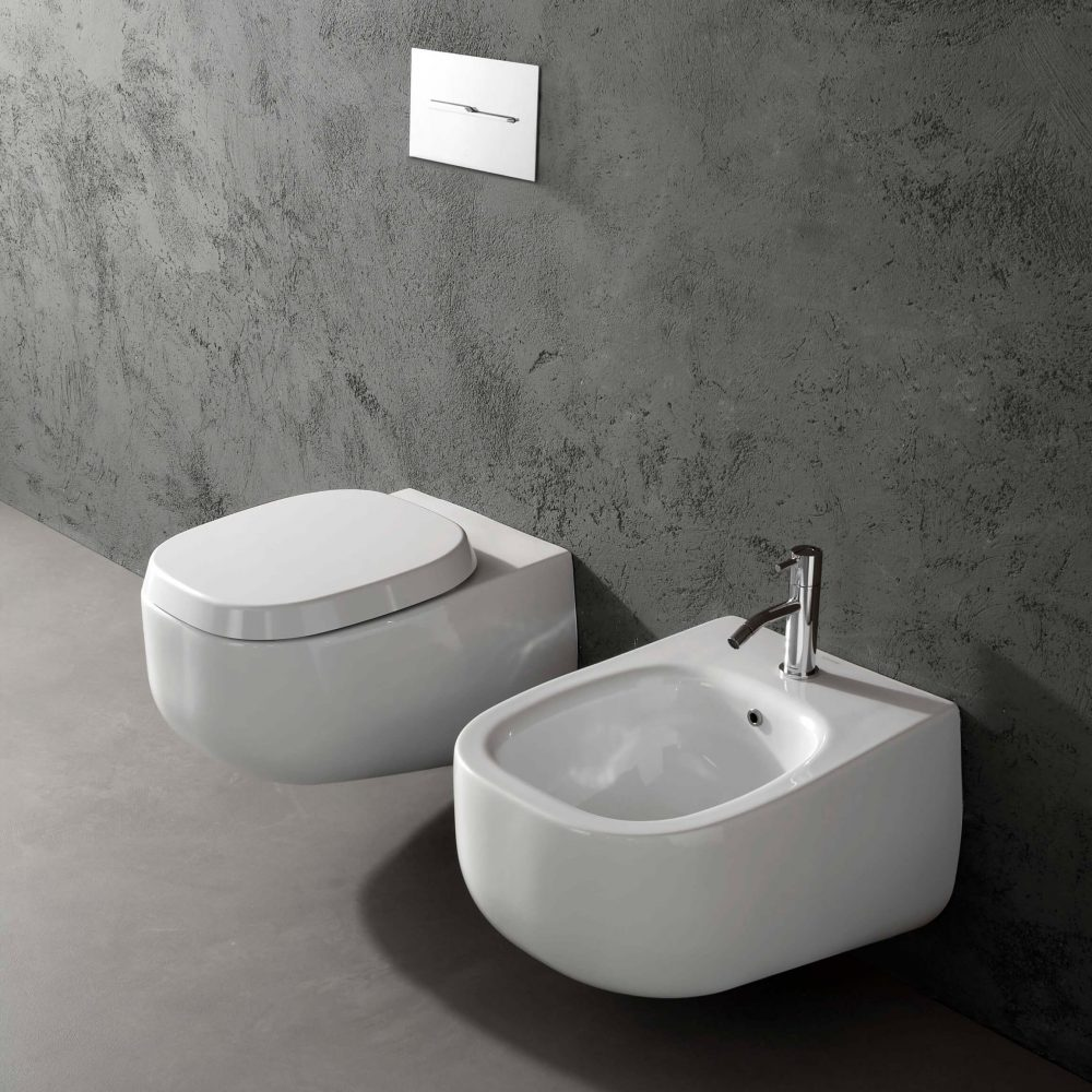 WC and Bidet