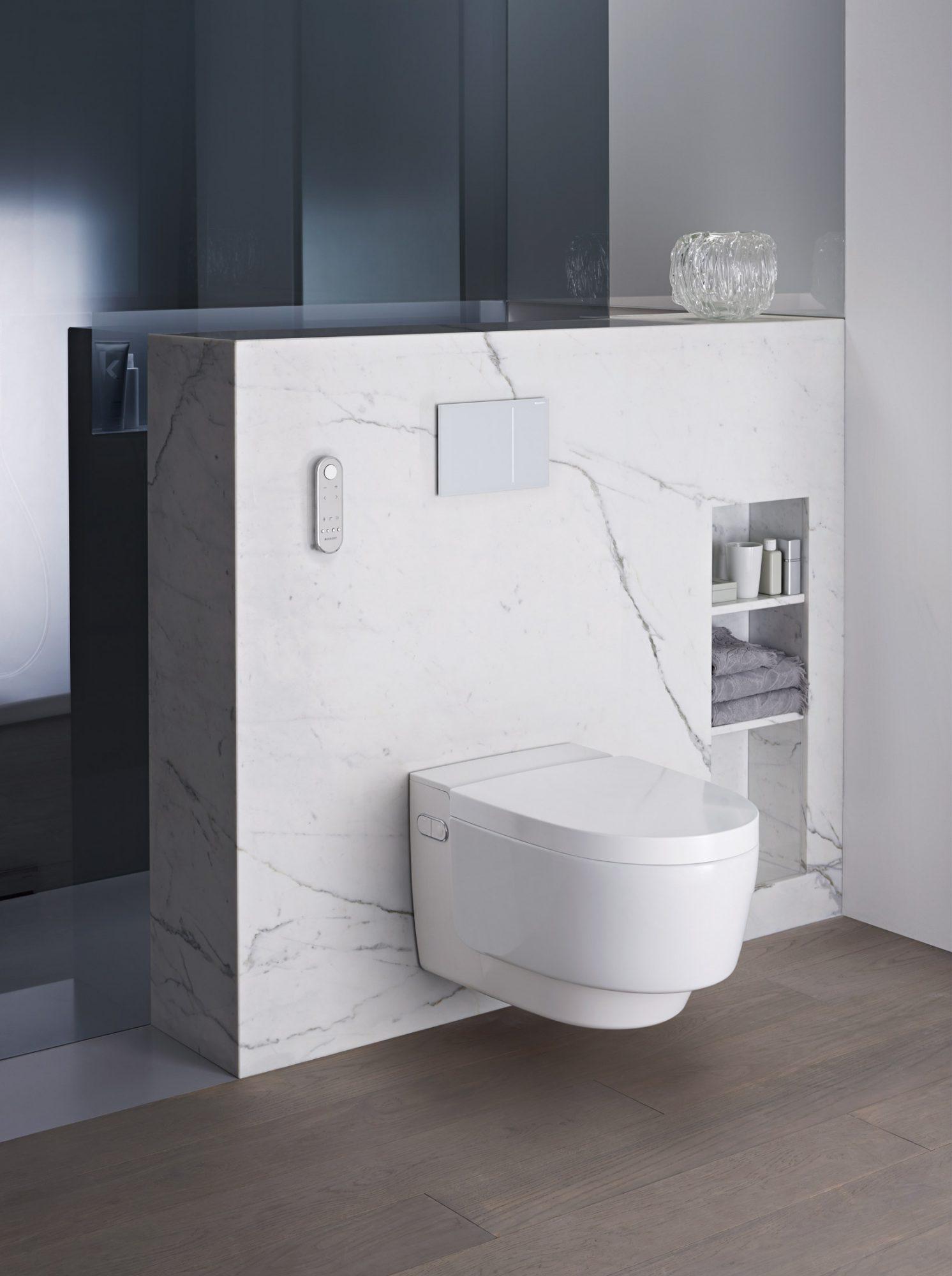 aqua clean wc power