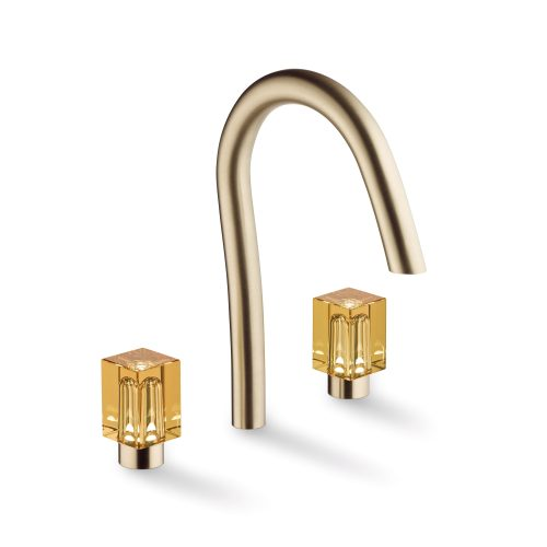 West One Bathrooms BeyondC 151 LUXBRASS CHAMPAGNE