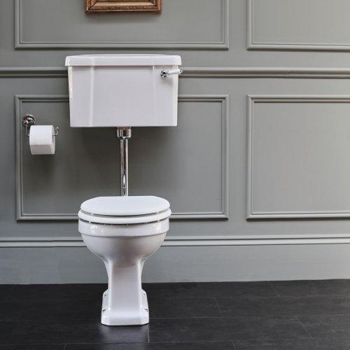 West One Bathrooms Burlington – Low level WC