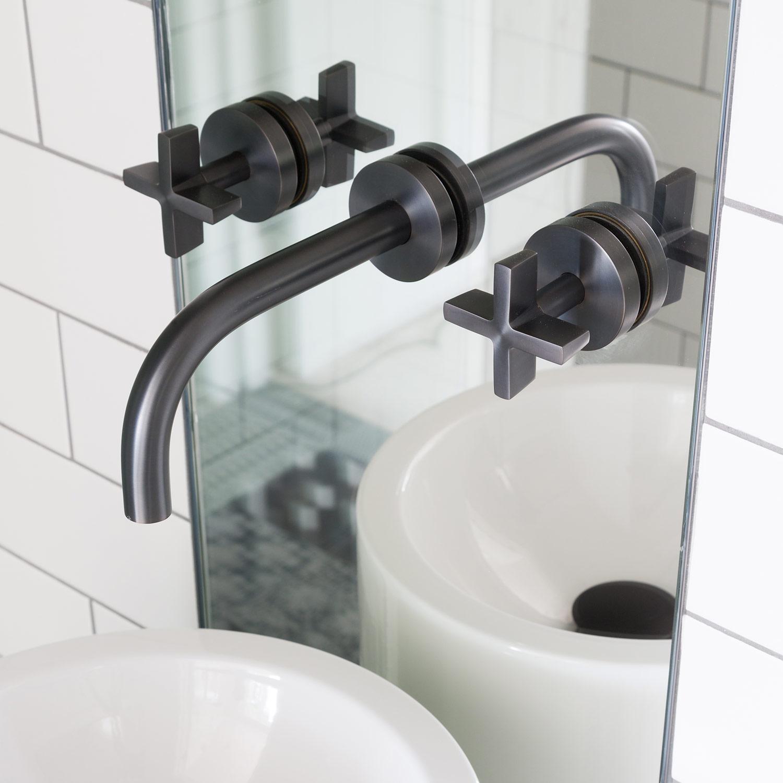 West One Bathrooms Case Studies Industrial Shower Room 3b