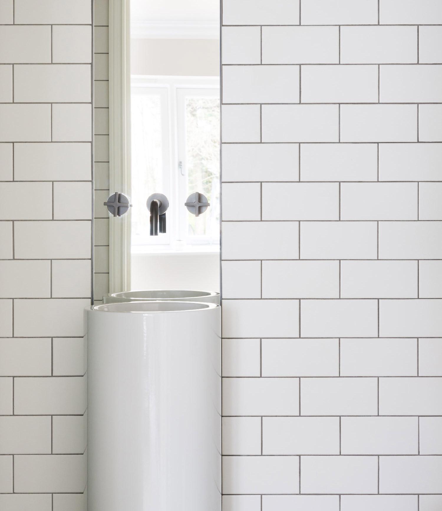 West One Bathrooms Case Studies Industrial Shower Room
