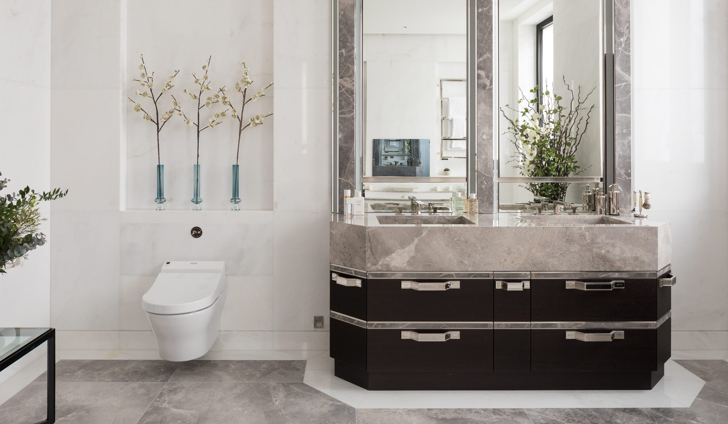 West One Bathrooms Case Studies Luxlo Penthouse Bathroom 8