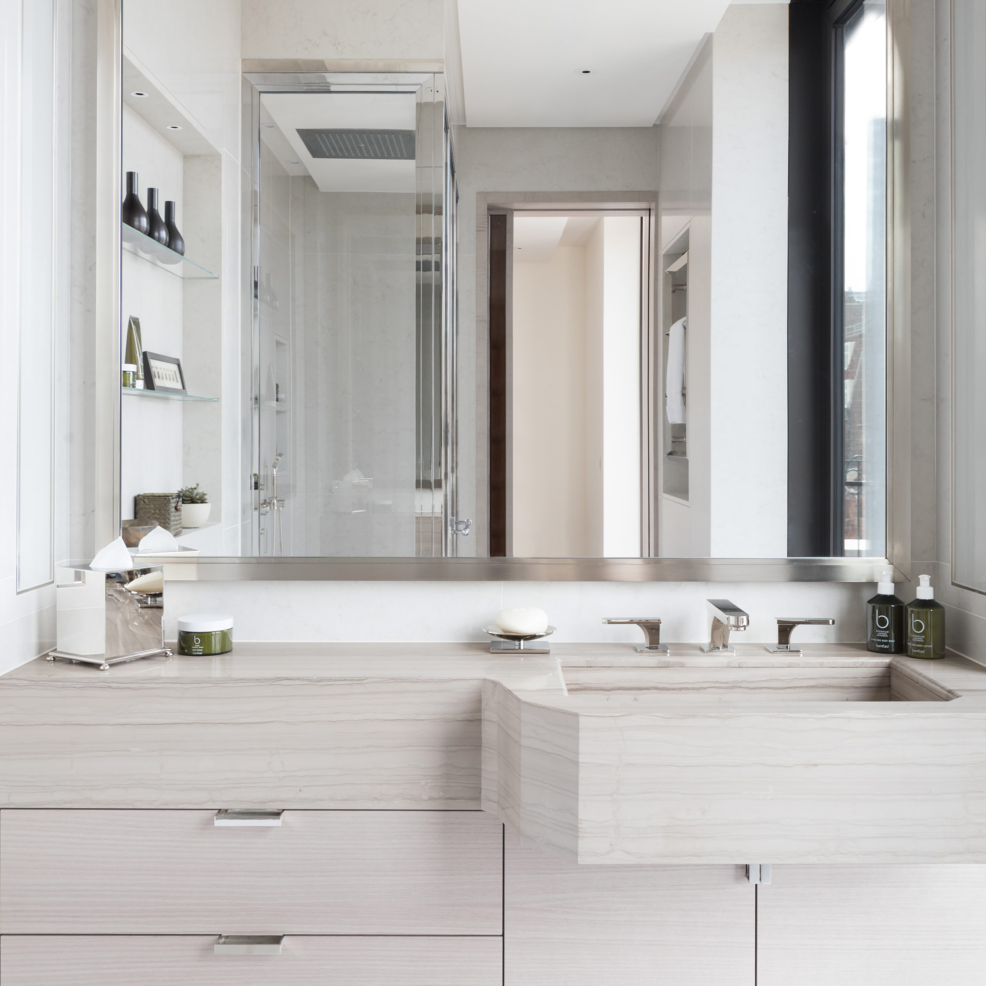 West One Bathrooms Case Studies Luxlo Penthouse Guest Bath Feat1