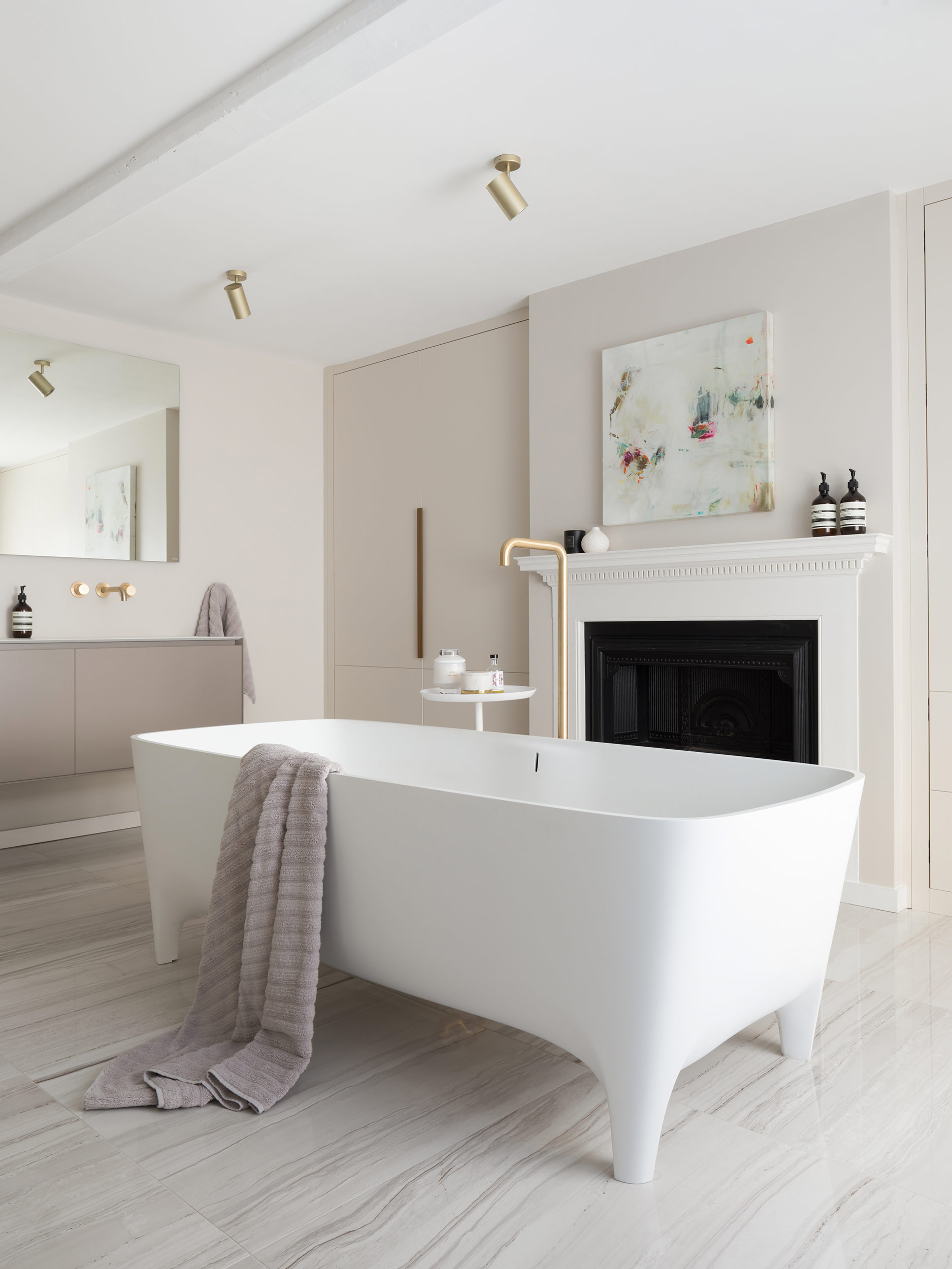 West One Bathrooms Case Studies The Master Suite 1b