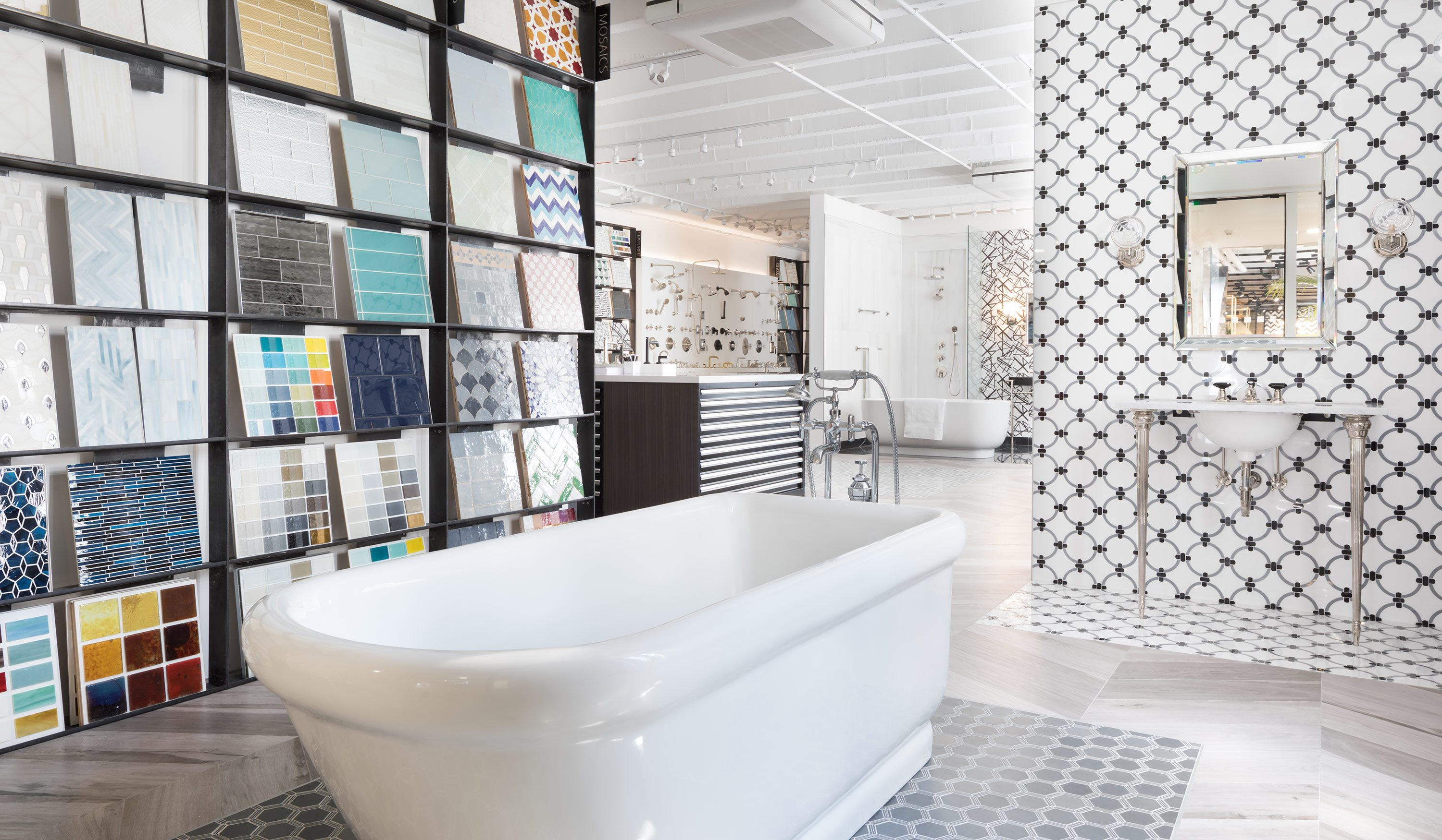 West One Bathrooms Chelsea Design Centre Showroom 4