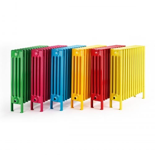 West One Bathrooms Classic Radiator Colours 02