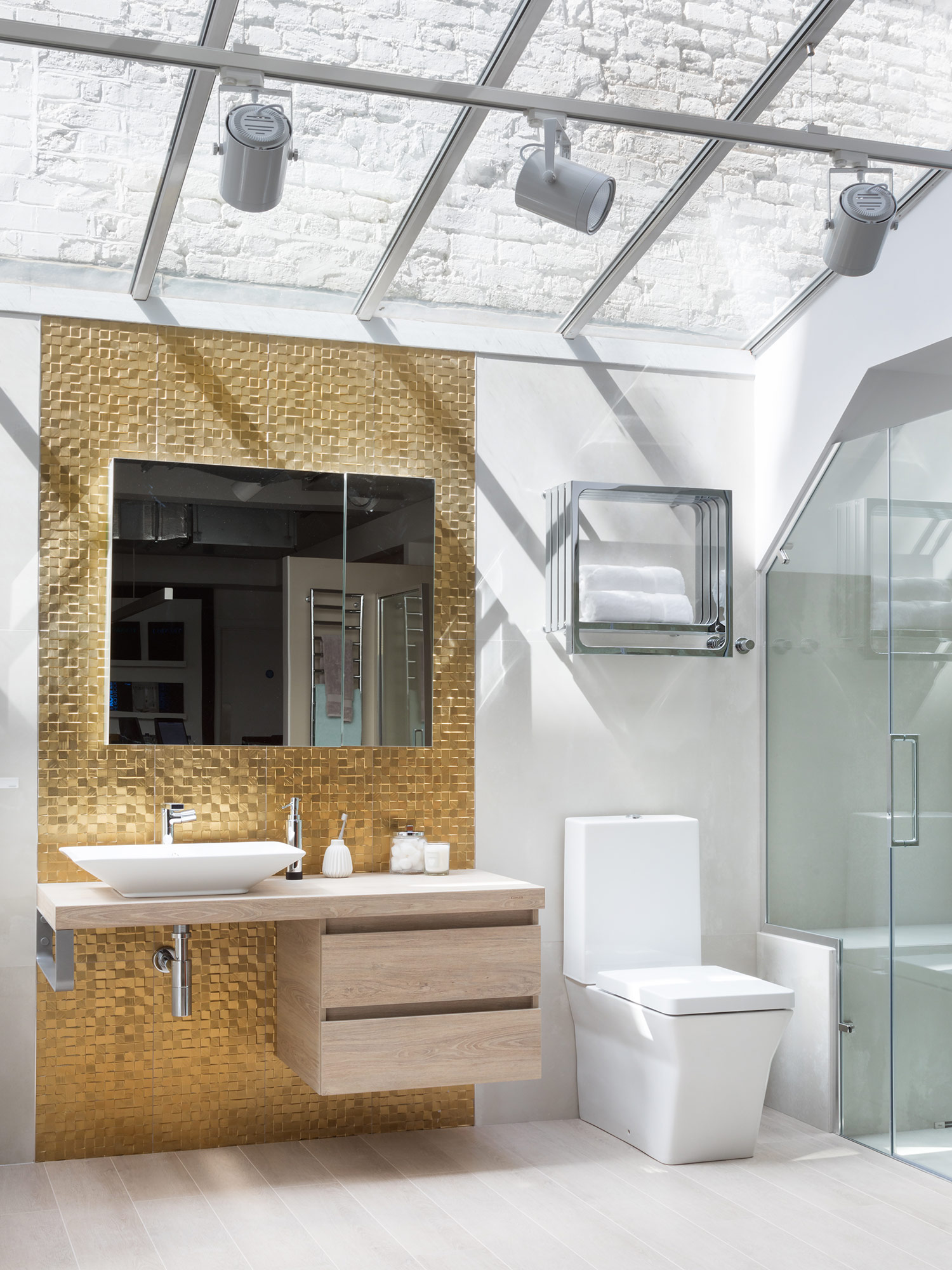 clerkenwell luxury bathroom showroom west one bathrooms. Black Bedroom Furniture Sets. Home Design Ideas