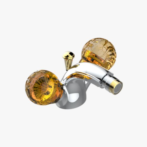 West One Bathrooms Flore Bidet Mixer 04