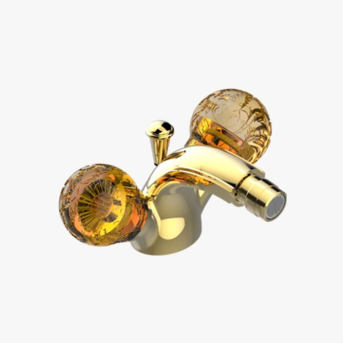 West One Bathrooms Flore Bidet Mixer 05