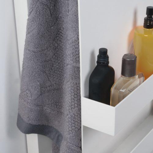 West One Bathrooms GM12 Toalheiro Shelf detalhe2