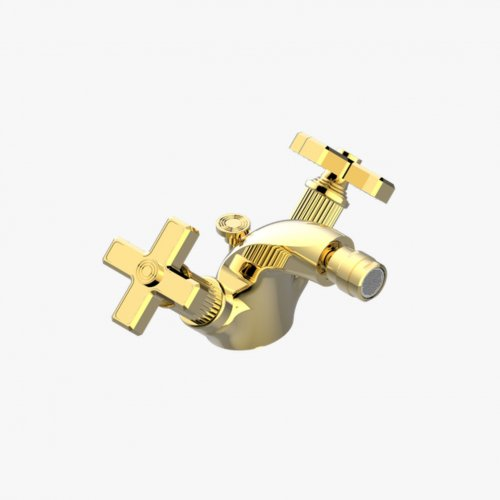 West One Bathrooms Grand Central Collection Bidet Mixer 03