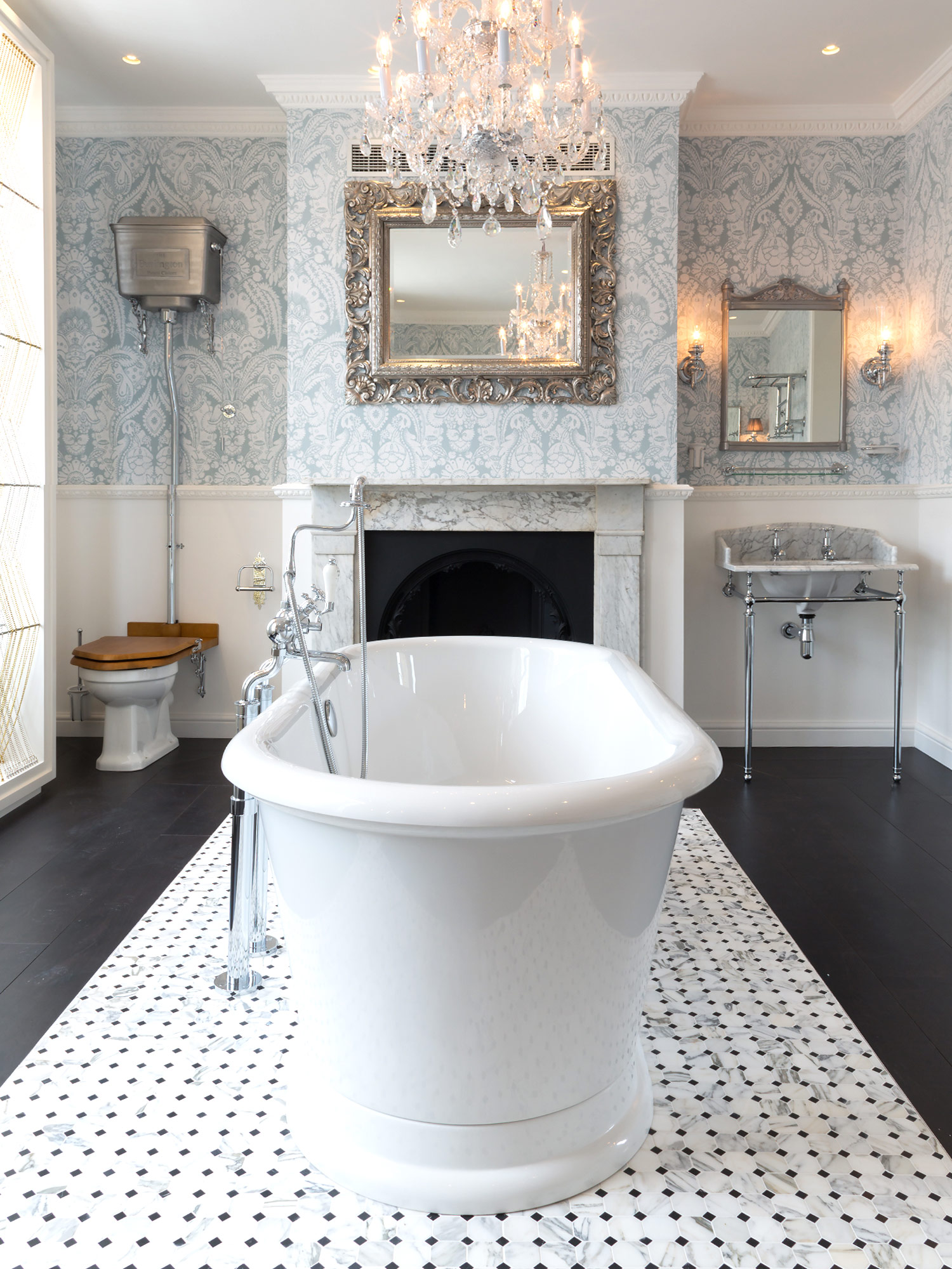 West One Bathrooms Kings Road Chelsea Showroom 2