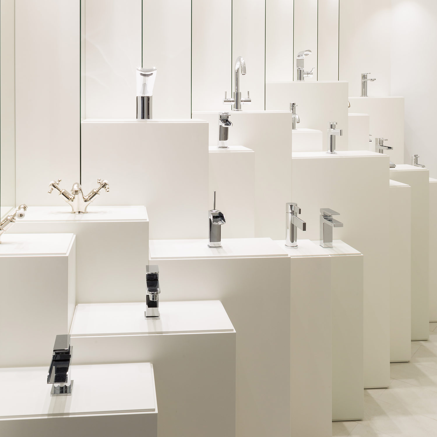 West One Bathrooms Kings Road Chelsea Showroom 5a