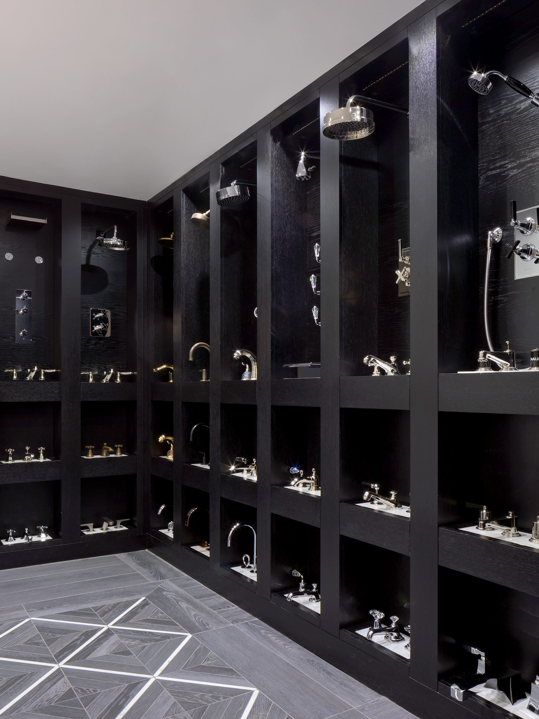 West One Bathrooms Knightsbridge Showroom Thurloe Place 2b