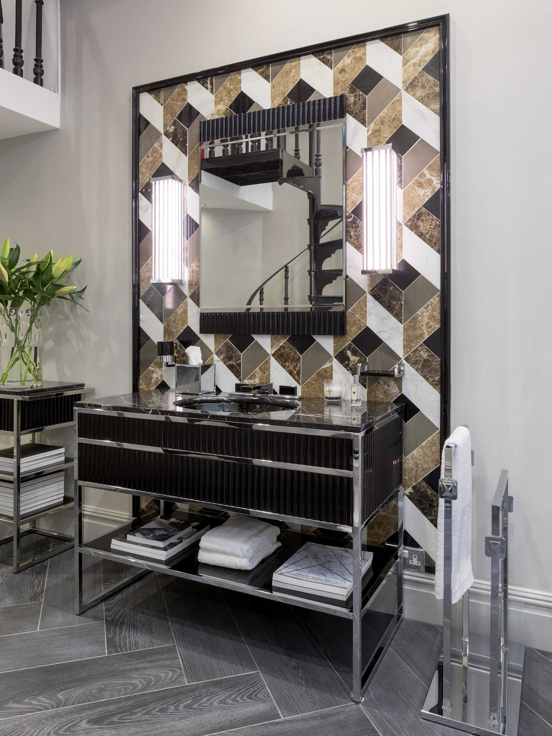 West One Bathrooms Knightsbridge Showroom Thurloe Place 3b