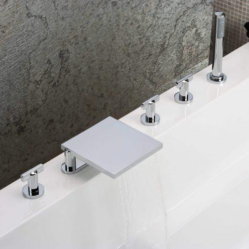 West One Bathrooms Le 11 Bath mixer