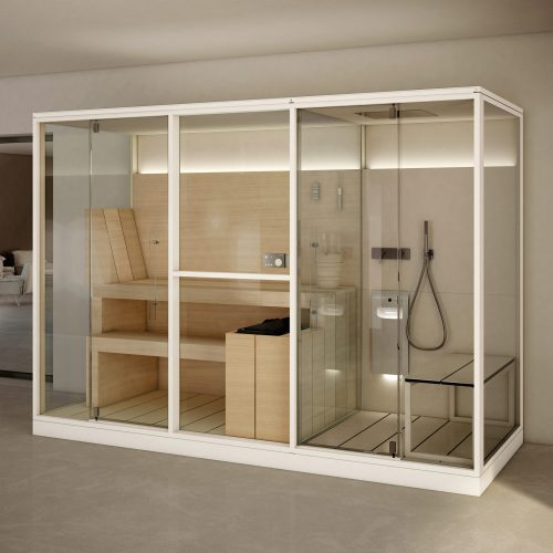 West One Bathrooms logica twin wellness lifestyle