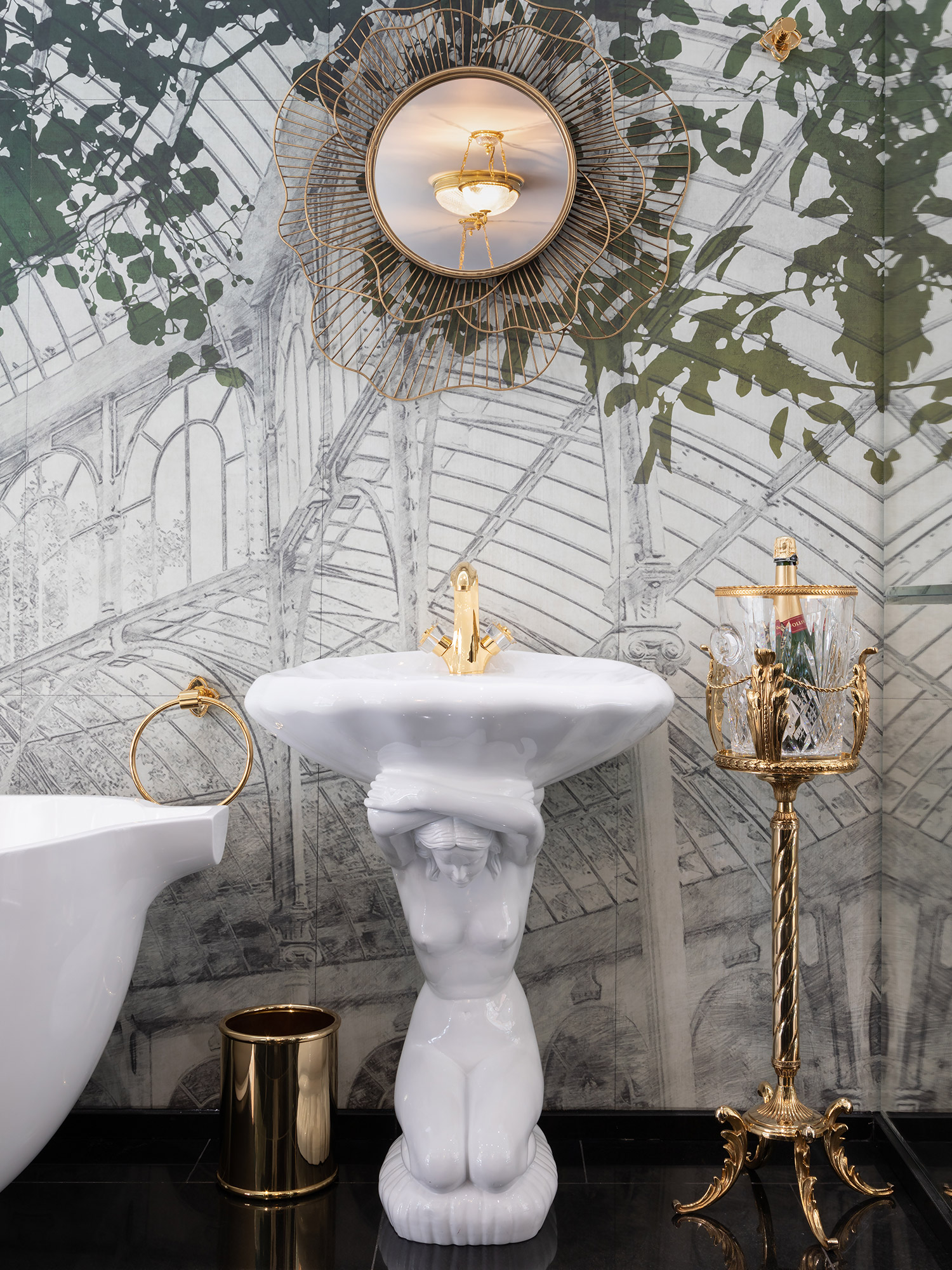West One Bathrooms Mayfair Showroom South Audley Street 2018 6a