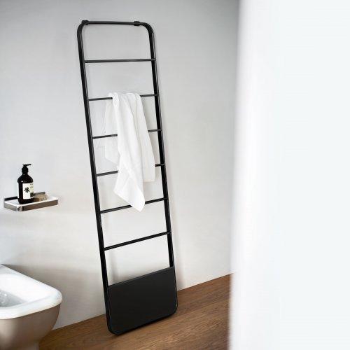 Memory Heated Towel Rail via west one bathrooms
