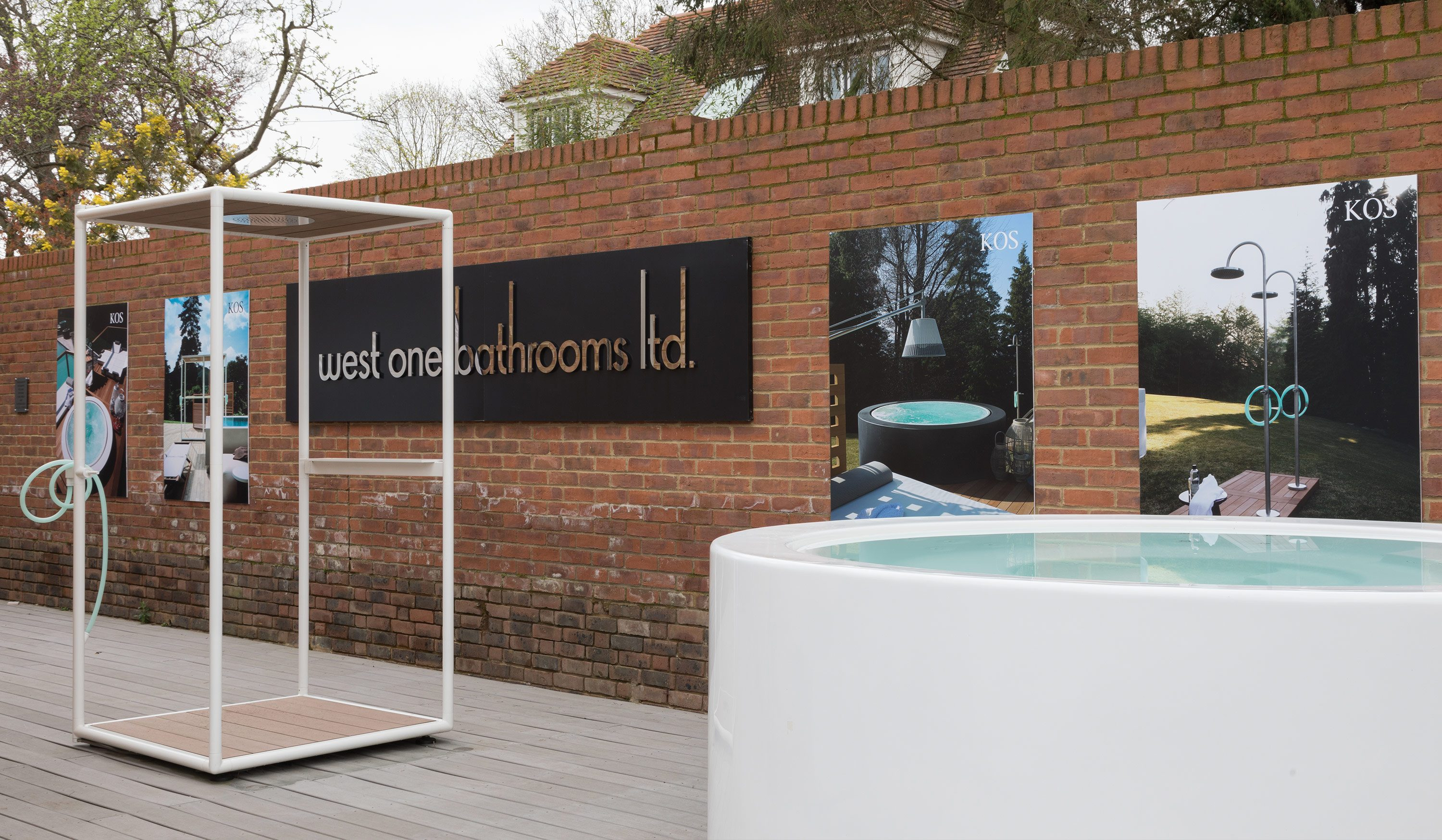 West One Bathrooms Oxshott Showroom Surrey 11