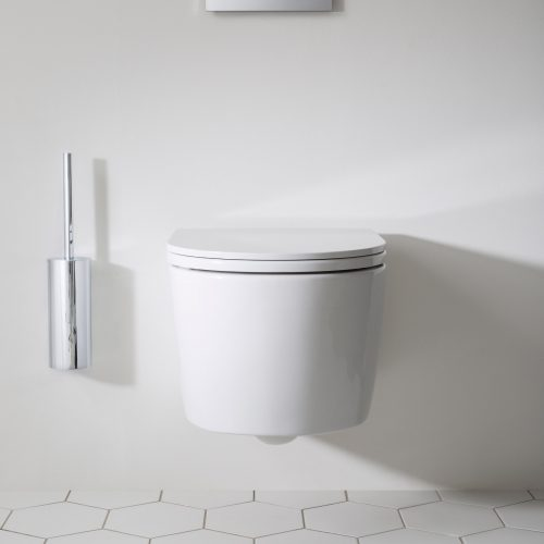 West One Bathrooms Pier WC Wall Hung WC D