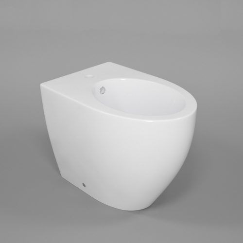 West One Bathrooms Primo back to wall Bidet